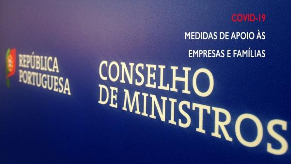 Governo aprova medidas para aumentar proteção social no âmbito do Covid-19