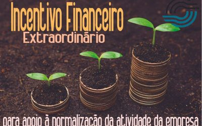 Incentivo Extraordinário à Normalização da Atividade Empresarial