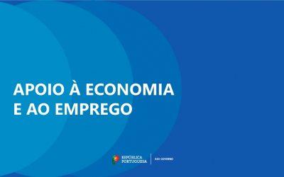 Apoios ao Emprego e à Economia